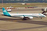 I-ADJO - E190 - Lufthansa