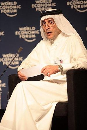 Akbar Al Baker - Akbar Al Baker in 2009