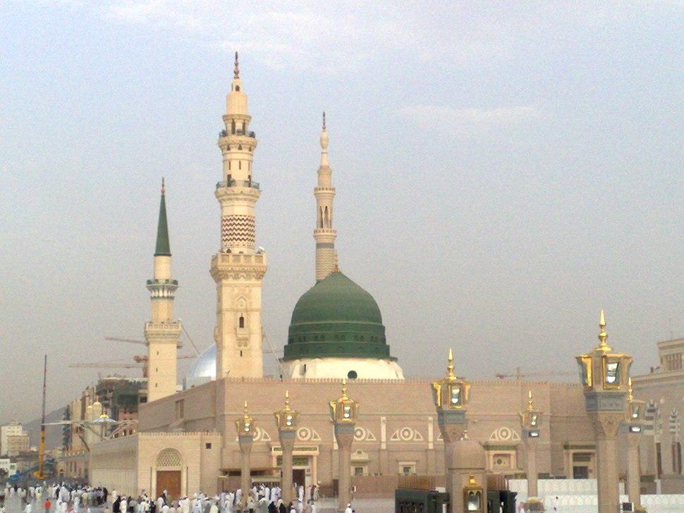 Al-Masjid al-Nabawi 03