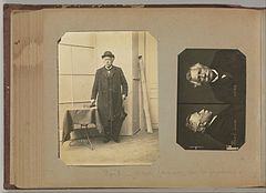 Album of Paris Crime Scenes - Attributed to Alphonse Bertillon. DP263715.jpg