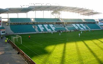 FC Flora - A. Le Coq Arena, West Stand