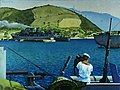 Alex Colville-HIS MAJESTY'S CANADIAN SHIP PRINCE HENRY IN CORSICA (CWM 19710261-1685).jpeg