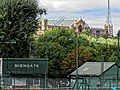 Alexandra Palace from North London Cricket Club, Crouch End, Haringey, London, England 2.jpg
