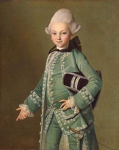Алексей Григорьевич Бобринский— внебрачный сын императрицы.