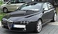 Alfa Romeo 159 ti front.JPG