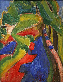 fauvism simple english wikipedia the free encyclopedia