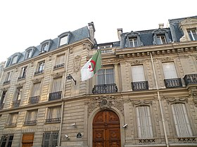 Algerian embassy in France.jpg