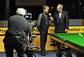 Ali Carter and Rolf Kalb at Snooker German Masters (DerHexer) 2013-02-03 04.jpg