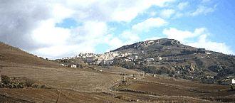 Alia, Sicily - Image: Alia (panorama)