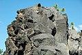 Alkaline olivine basalt (Bonito Lava Flow, upper Holocene, erupted from Sunset Crater; San Francisco Volcanic Field, Arizona, USA) 11 (49128073041).jpg