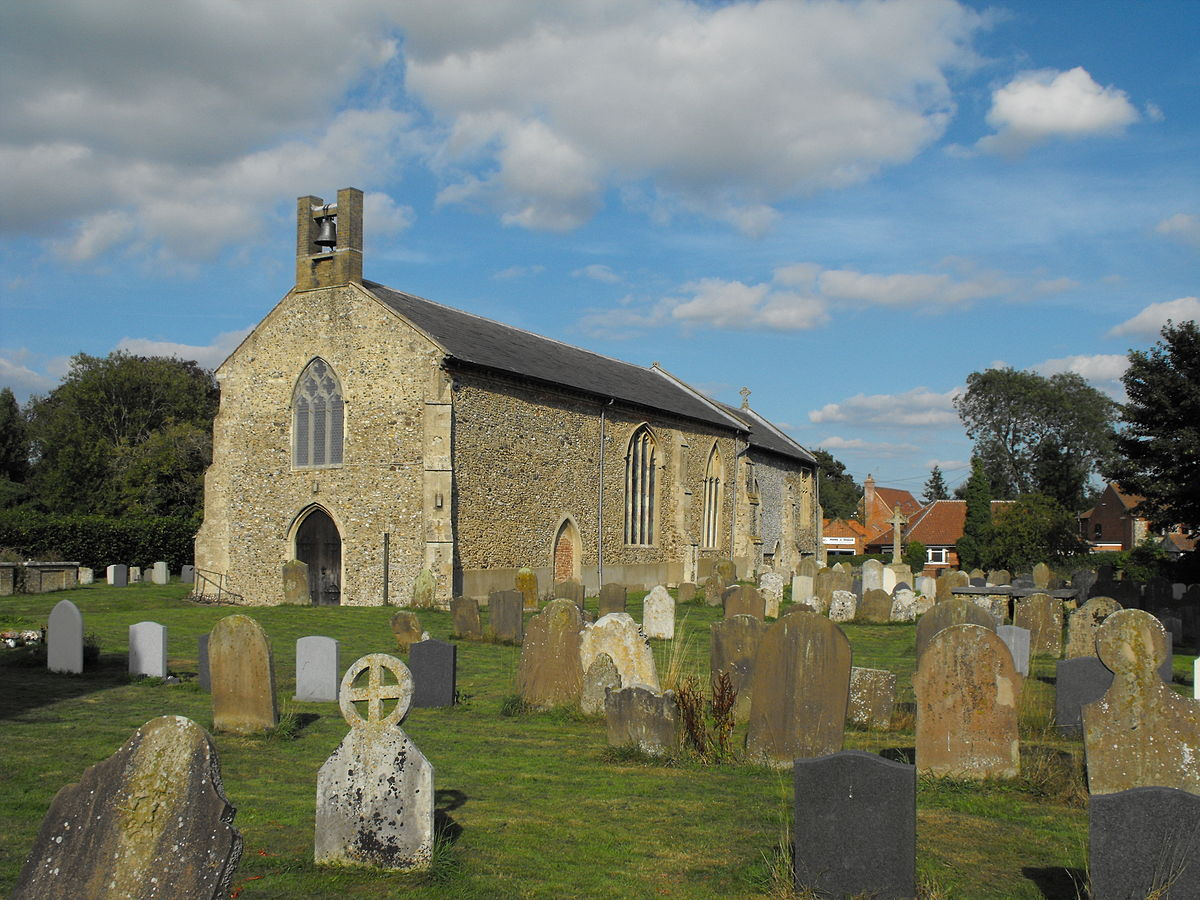 All Saints' Church Briston, Norfolk.JPG