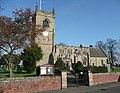 All Saints Church, King's Bromley - geograph.org.uk - 1612754.jpg