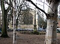 All Saints Garden and Trinity College Chapel - geograph.org.uk - 2296016.jpg