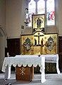 All Saints and St Columb, Notting Hill, London W11 - North chapel - geograph.org.uk - 885896.jpg