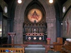 All Souls' Chapel (Prince Edward Island) - Image: All Souls Chapel Interior