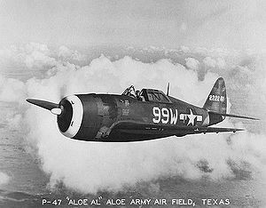 84th Combat Sustainment Group - P-47 from a US based RTU