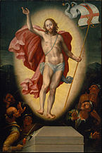 Alonso López de Herrera - The Resurrection of Christ - Google Art Project.jpg