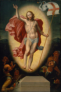 Alonso Lopez de Herrera - The Resurrection of Christ - Google Art Project.jpg