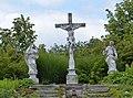 Altenburg Stift -- Kreuzigungsgruppe 2.jpg
