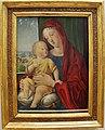 Alvise vivarini (bottega), madonna col bambino.JPG