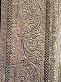 Amazing stone carving on small portion of side wall.jpg