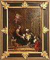 Ambito del genovesino, santa teresa riceve il bambin gesù dalle mani della madonna, 1625-50 ca.jpg