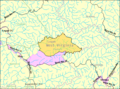 Amherstdale-Robinette WV 2009 reference map.png