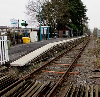 Ammanford railway station