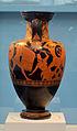 Amphora 490 BC Amazons fighting Staatliche Antikensammlungen Starke Frauen 03.jpg