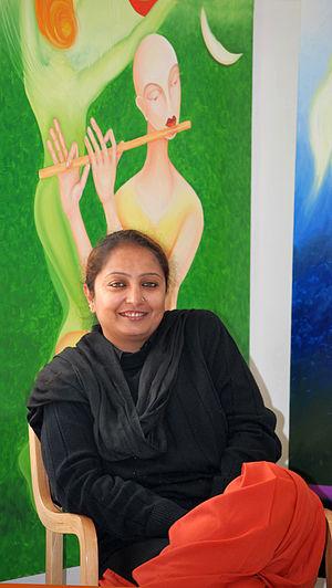 Amrita Chaudhry - Amrita Chaudhry at Artcave