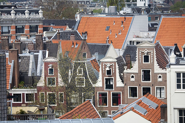 Амстердам вошел в топ-5 городов мира, в которых имеет место тенденция к созданию