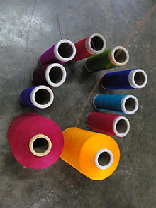 An aerial view of Colourful Spools.JPG