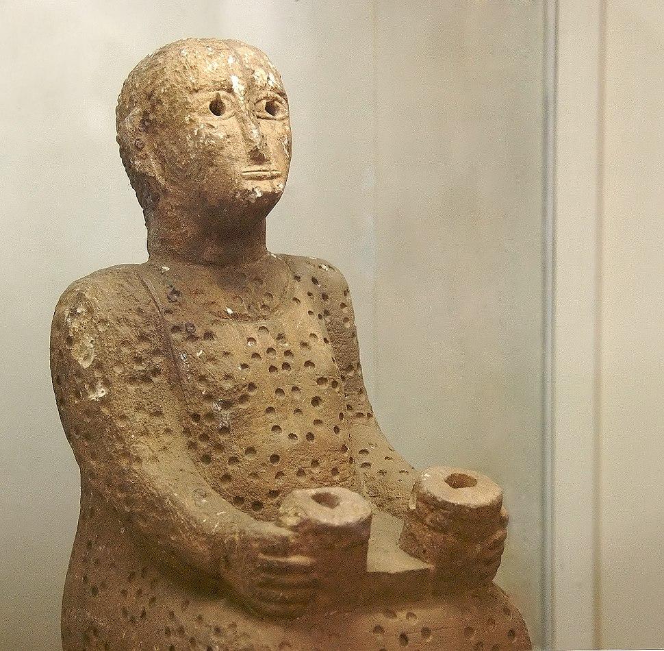 Ancient Figurine, National Museum, Addis Ababa, Ethiopia (2130296832)
