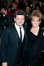 Andy Serkis and Lorraine Ashbourne.jpg