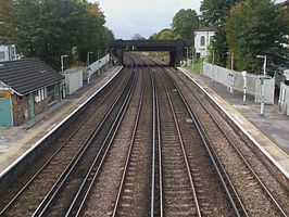 Anerley station high southbound.JPG