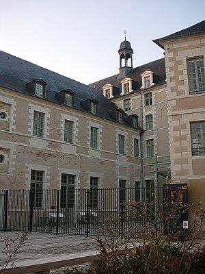 Musée des Beaux-Arts d'Angers - Entrance to the Museum