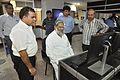 Anil Vij Checks Mind Game Exhibit - National Demonstration Laboratory - NCSM - Kolkata 2016-10-07 8213.JPG