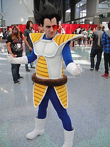 Anime Expo 2011 - Vegeta from Dragonball Z (5893314804).jpg