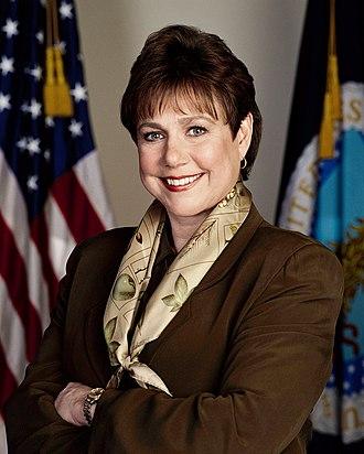 United States Deputy Secretary of Agriculture - Image: Ann Veneman