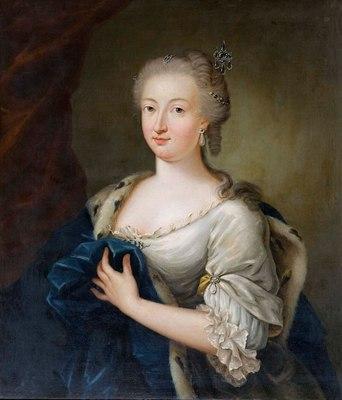 Anna van Hannover - self-portrait 1740 - Stichting Historische Verzamelingen van het Huis Oranje-Nassau 15072010-019-470.jpeg