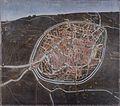 Anonieme kaart van Brugge uit 16e eeuw.jpg