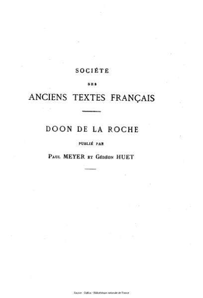 File:Anonyme - Doon de la Roche.djvu