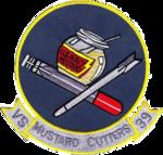 Anti-Submarine Squadron 39 (US Navy) insignia 1957.png