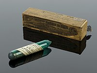 Anti-streptococci serum, France, 1888-1932 Wellcome L0058253.jpg