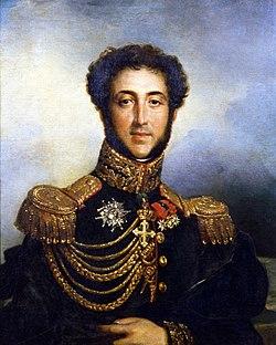 Antoine IX Héraclius-Agénor de GramontHuile sur toile (0,81 m x 0,65 m)[1]
