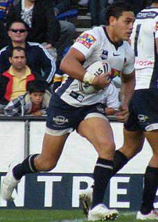 Antonio Winterstein Samoa international rugby league footballer