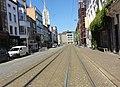 Antwerpen - Antwerpse tram, 23 juli 2019 (040, Sint-Jorispoort).JPG