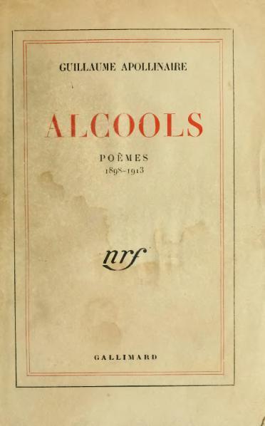 File:Apollinaire - Alcools, 1920.djvu