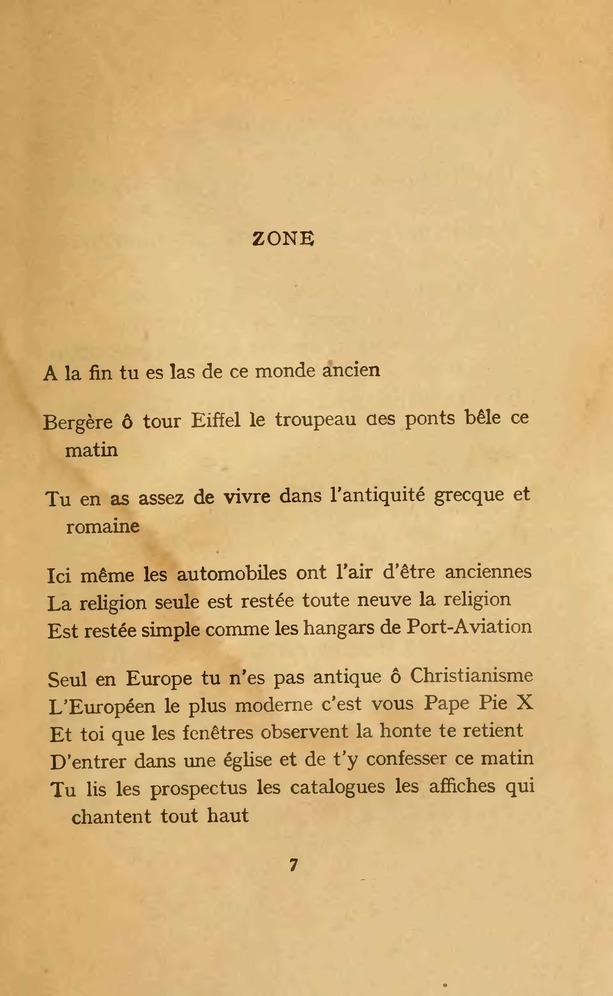Archivoapollinaire Alcools 1920djvu Wikipedia La
