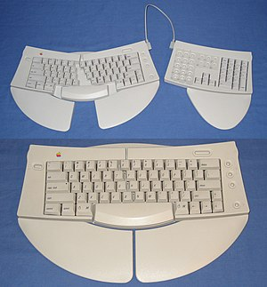 Apple Adjustable Keyboard M1242 different views.jpeg